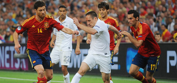 gratis live stream Spanje Frankrijk1 Gratis live stream Spanje   Frankrijk (WK kwalificatie)