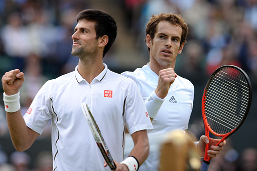 Gratis live stream Novak Djokovic Andy Murray Gratis live stream Novak Djokovic   Andy Murray (finale Wimbledon 2013)