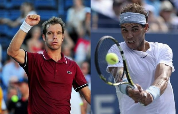 Gratis live stream Richard Gasquet Rafael Nadal Gratis live stream Richard Gasquet   Rafael Nadal (US Open)
