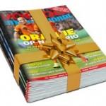 Voetbal international cadeauabonnement 150x150 46 x VI voor maar € 63,99 (65% korting)
