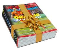 Voetbal international cadeauabonnement 46 x VI voor maar € 63,99 (65% korting)