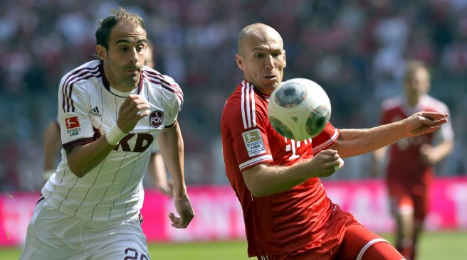 Gratis live stream 1. FC Nürnberg Bayern München Gratis live stream 1. FC Nürnberg   Bayern München (Bundesliga)