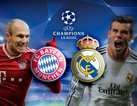 Gratis live stream Bayern München Real Madrid Gratis live stream Bayern München   Real Madrid (Champions League)