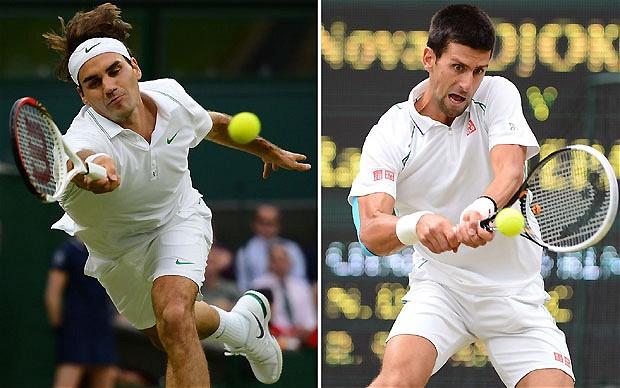 Gratis live stream Novak Djokovic Roger Federer Gratis live stream Novak Djokovic   Roger Federer (finale Wimbledon)