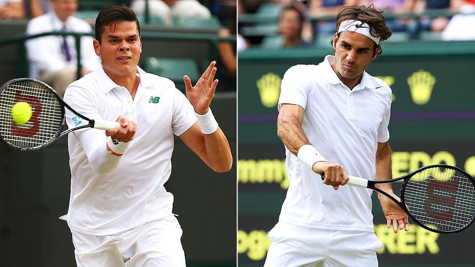 Gratis live stream Roger Federer Milos Raonic Gratis live stream Roger Federer   Milos Raonic (Wimbledon)