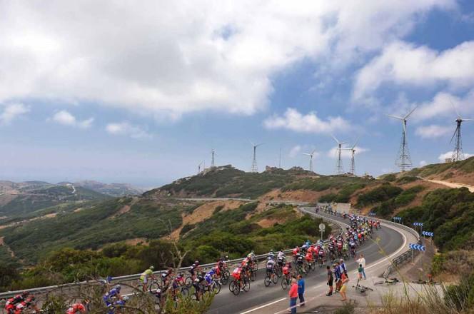 Gratis live stream Ronde van Spanje etappe 3 Gratis live stream Ronde van Spanje etappe 3 (Cádiz – Arcos de la Frontera)