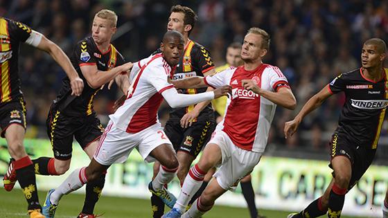 Gratis live stream samenvattingen Eredivisie zaterdag 25 oktober Gratis live stream samenvattingen Eredivisie (o.a. Ajax   Go Ahead)