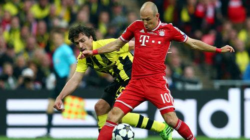 Gratis live stream Bayern München Borussia Dortmund Gratis live stream Bayern München   Borussia Dortmund (Bundesliga)