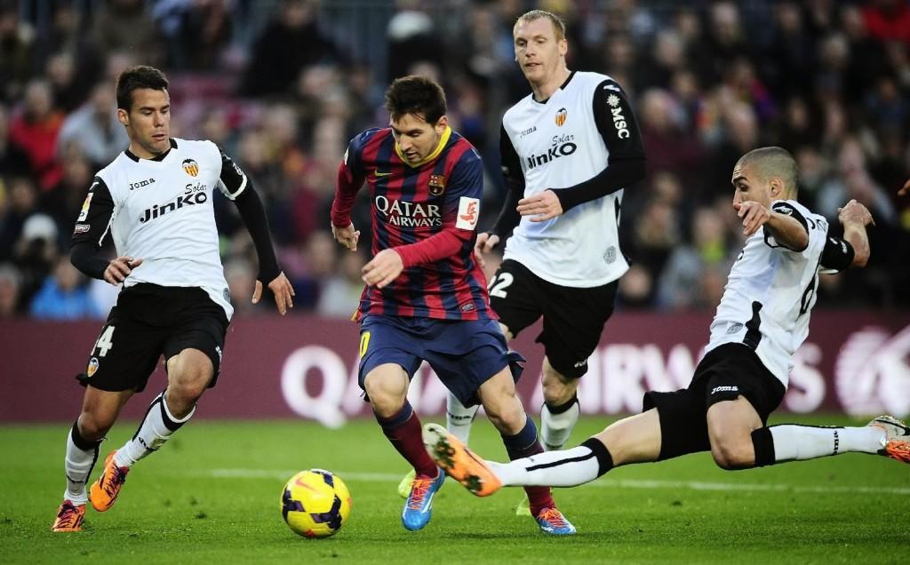 Gratis live stream Valencia FC Barcelona 1024x636 Gratis live stream Valencia   FC Barcelona (Primera División)