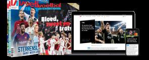 Bestel een aflopend proefabonnemt Voetbal International met korting nu 8 weken VI voor maar 24 Euro 295x120 8 x VI voor 24 Euro (stopt automatisch)