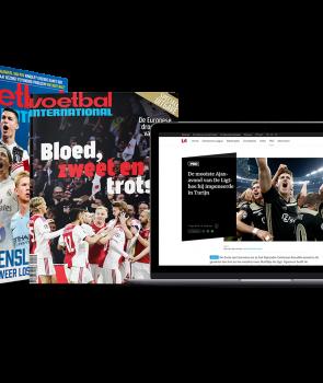 Bestel een aflopend proefabonnemt Voetbal International met korting nu 8 weken VI voor maar 24 Euro 295x350 8 x VI voor 24 Euro (stopt automatisch)