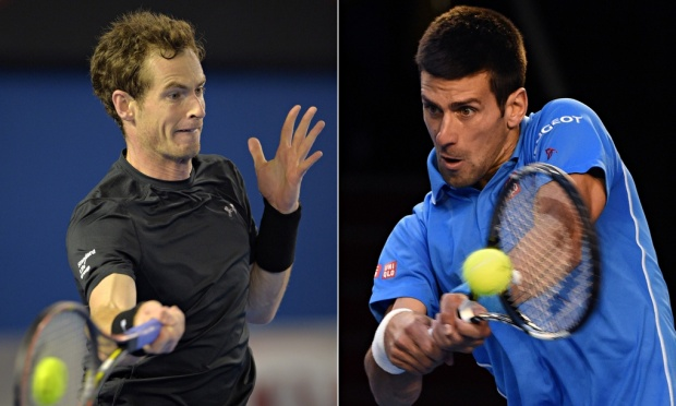 Gratis live stream Novak Djokovic Andy Murray Gratis live stream Novak Djokovic   Andy Murray, finale Australian Open