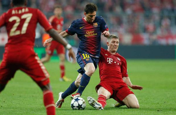 Gratis live stream FC Barcelona Bayern München Gratis live stream FC Barcelona   Bayern München, Champions League