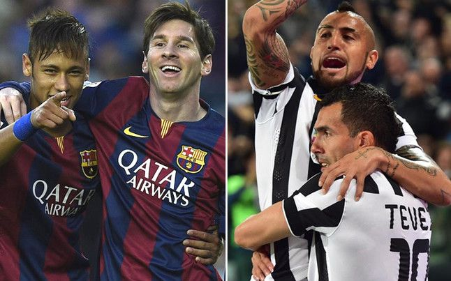 Gratis live stream Juventus FC Barcelona Gratis live stream Juventus   FC Barcelona, finale Champions League