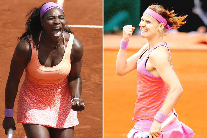 Gratis live stream Serena Williams Lucie Safarova1 Gratis live stream Serena Williams   Lucie Safarova, finale Roland Garros