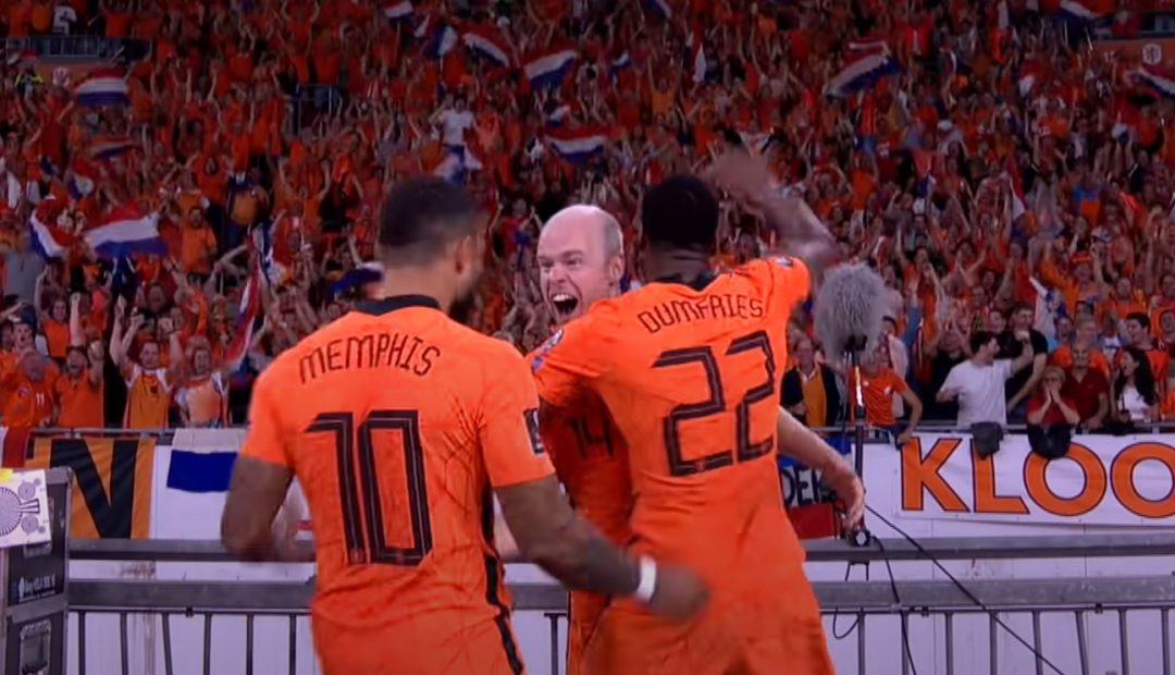 Livestream Letland Oranje 1080x620 Livestream Letland   Nederland, Oranje in de WK kwalificatie